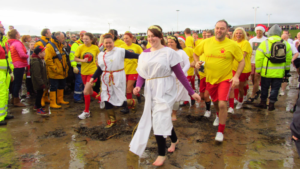 Boxing Day Dip